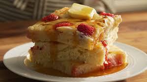sheet pan cake recipe sheet pan buttermilk pancakes recipe real simple