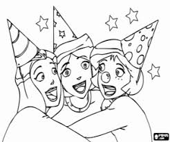 totally spies party_4ffa978b97aa1 p totally spies! coloring pages printable games on totally spies coloring pages