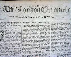 victorian newspaper template victorian newspaper