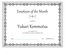 free templates for certificates of appreciation certificates office com