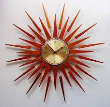 astonishing large sunburst wall clocks starburst wall clocks for red sunburst wall clocks amazing large starburst wall clock