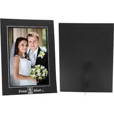black easel cardboard picture frame 5