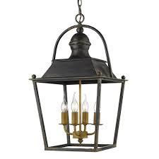 golden lighting christoff 4 light