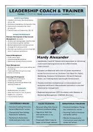 Sales Trainer Leadership Coach Profile