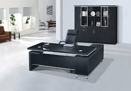good office desks. Popular Black Office Desk With Good Quality For Desks In The Future Plans 8