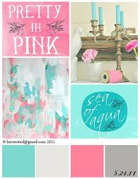 Aqua And Pink Bedroom Ideas 2