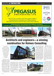Blyth Design And Structural Engineering Limited Builders And Contractors Magazine Summer 2016 By Markat Issuu