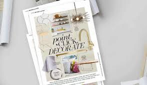 Decorist sf office 19 Honey Living Room Decorist Elite Designer Simone Howell Point Click Decorate Bhg