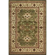 orian rugs shayd green indoor outdoor oriental area rug common 8 x 11