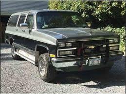 1989 Chevrolet Suburban for Sale | ClassicCars.com | CC-1035114