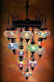 moroccan style lighting. Moroccan Style Lighting Chandeliers Best Light Fixtures Images On Lanterns Mosaic Chandelier Beautiful Atmosphere Pendant I