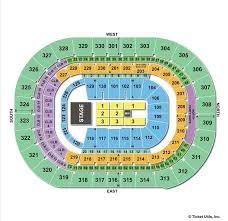 Billy Joel Tampa Seating Chart Amalie Arena Tampa Fl Seating Chart View