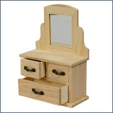 unfinished wood jewelry box