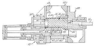 patent us6409490 rotary screw compressor slide valve and patent drawing