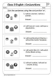 This is very attractive and simple worksheet of Class 3 English ...