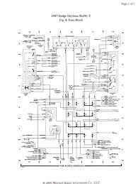 part schematic dodge daytona motorcycle schematic images of part schematic dodge daytona 1987 daytona shelby z fuse diagram turbo dodges turbo