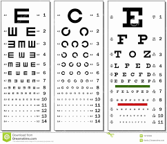 Eye Chart Actual Size Printable Eye Chart For 7 Best Of Printable Snellen Charts