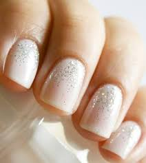 40 exquisite white nail designs to
