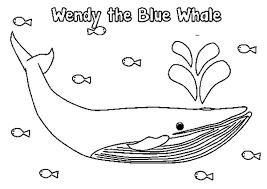Small Picture Blue Whale Coloring Pages Coloring Coloring Pages