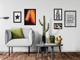 wall art posters framed art prints