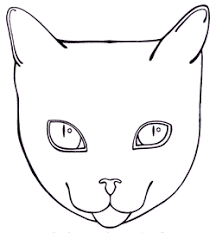 easy cat face drawing. Perfect Cat Click To View Fullsize To Easy Cat Face Drawing