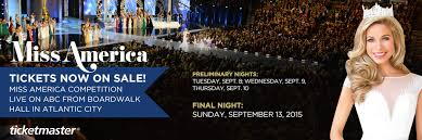 2016 Miss America Competition Boardwalk Hall