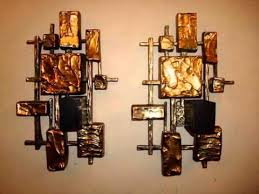 Candle Wall Sconce Modern | Unique Candle Holders
