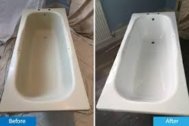 bath resurfacing restoration repair salisbury