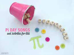 As part of your celebration on march 14th, take time to eat some. Pi Day Songs And Activities For Kids