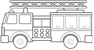 Fire Truck Coloring Sheets Fire Trucks Coloring Pages Print Fire