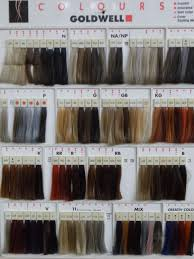 Goldwell Hair Color Chart Professional Hair Color Swatches Goldwell Color Swatches