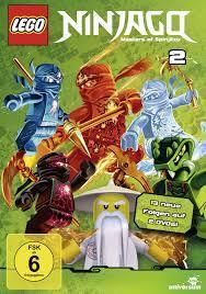 LEGO® Ninjago - Staffel 2 DVD bei Weltbild.de bestellen
