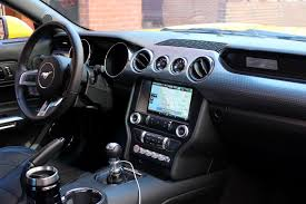 ford mustang 2016 interior. Exellent Ford 2016 Ford Mustang GT On Interior O