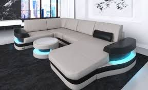 modern leather sectional sofa. Simple Modern Modern Leather Sofa Tampa U Shape And Sectional E