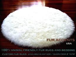 fake bear skin rug with head bearskin