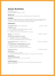 Qualifications Resume Examples Ellseefatih Com
