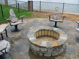 how to build an outdoor stone fire pit indoor home designs in design 7