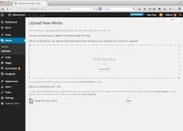 Inserting Pdf Resume To Wordpress Site Mikhal Dekel