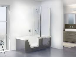 bathroom awesome space saving shower and tub design ideas for small bathrooms intended walk in