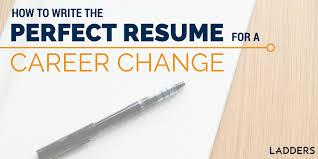 Change Of Career Resume 21 7 Best Images Of Career Change Resume