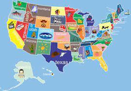 แผนที่ของอเมริกาของ usa. kgm-สหรัฐอเมริกาแผนที่ของอเมริกา(อนเหนือของอเมริกา -Americas)
