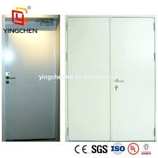 fire door commercial fire rated wood doors with glass fire rated exterior fiberglass doors fire