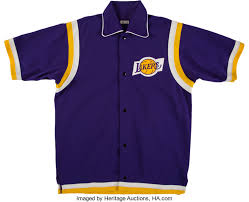 If you are between sizes or have a wide foot, i. 1980 82 Jim Brewer Game Worn Los Angeles Lakers Warmup Jacket Lot 51352 Heritage Auctions