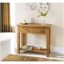 console table. 284695-Wiltshire-Console-Oak-Table Console Table