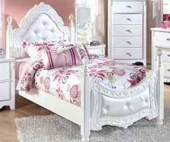 Little Girl Bedroom Sets Modern Kids White Twin Bed Ideas Home ...