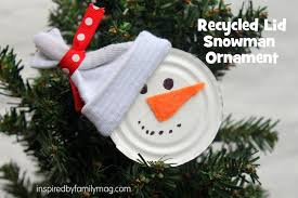 Melted Snowman Christmas Ornament Craft InstructionsChristmas Ornament Crafts