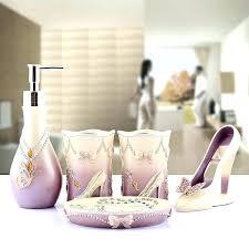 Purple Bathroom Accessories Lavender Bathroom Decor Bathroom