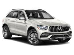A lot of pros and only one downside. New 2021 Mercedes Benz Glc Amg Glc 43 Suv Suv In White Plains 21w484 Mercedes Benz Of White Plains