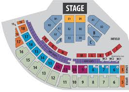 puyallup fairgrounds concert seating