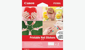 Печатные <b>наклейки для ногтей</b> Canon <b>Nail</b> Stickers NL-101 ...